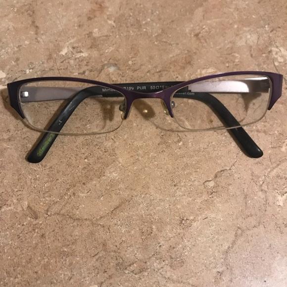 Accessories | Ted Baker B199 Womens Designer Eyeglasses Frames ...